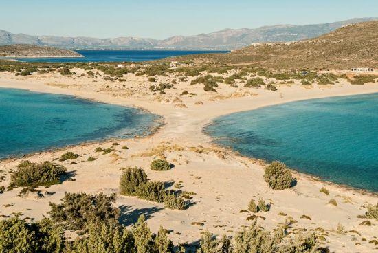 Elafonisos op Peloponnesos